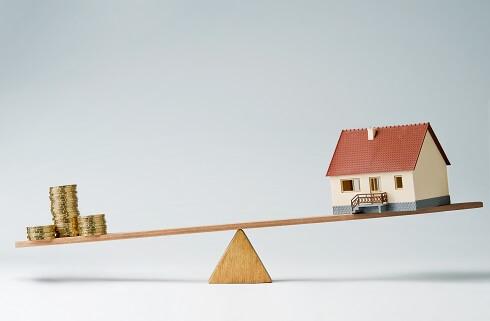 Omlægning af realkreditlån til højere rente