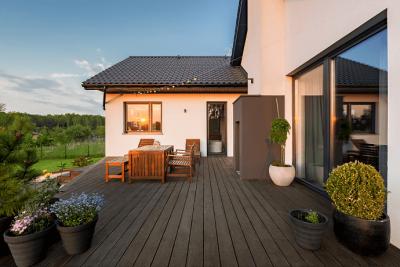 Skal et planlagt snarligt salg af din faste ejendom betyde noget for dit valg af realkreditlån