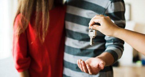 Førstegangskøber af hus