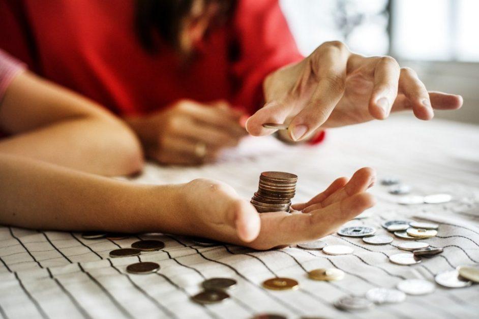 høj indlånsrente