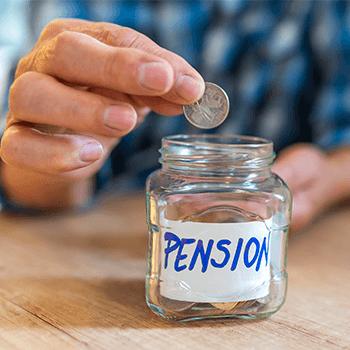 bedste måde at spare op til pension