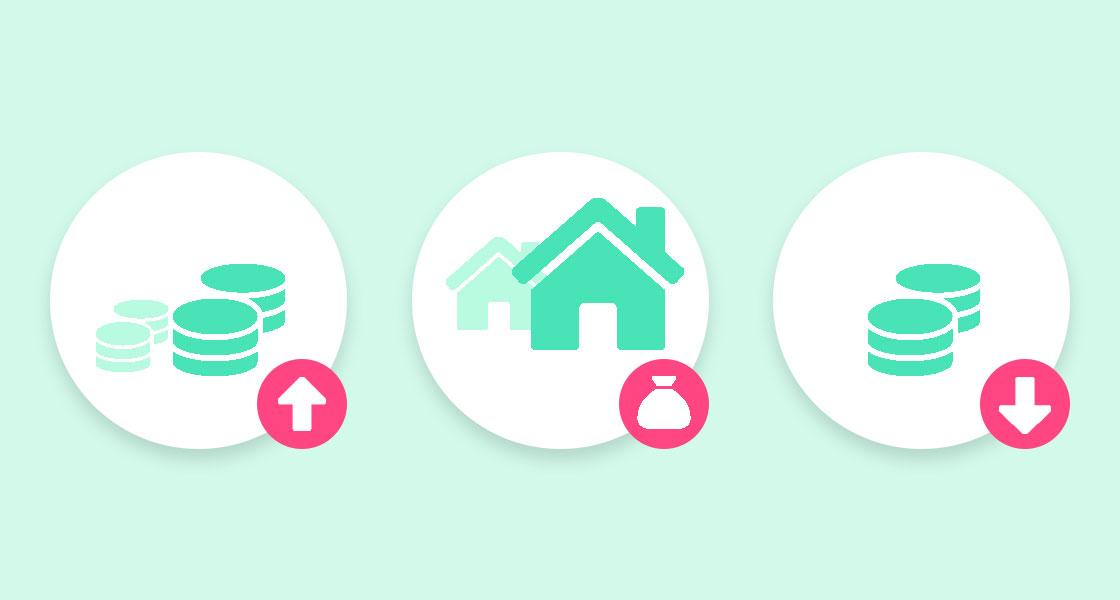 Ny ejendomsvurdering: Her er vinderne og taberne